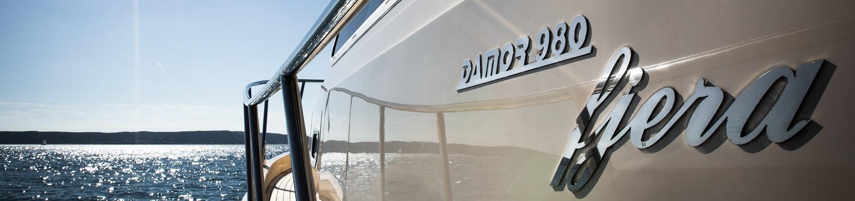 Damor 980 Fjera Brod